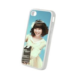 Etui do iPhone 4 Przeźroczyste Gumowe