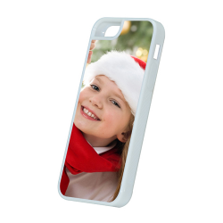 Etui białe na iPhone 5/5S