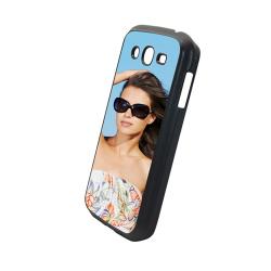 Etui na Samsung Galaxy Grand i9082 czarne, plastikowe