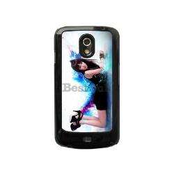 Samsung Galaxy Nexus czarne plastikowe