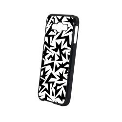 Etui na Samsung Galaxy E5 czarne plastikowe
