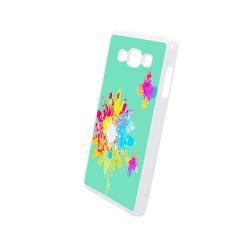 Etui na Samsung Galaxy A7 białe plastikowe