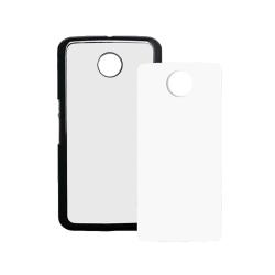 Etui na LG Nexus 6 czarne plastikowe