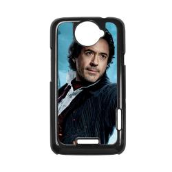 Etui na HTC One X Plastikowe Czarne
