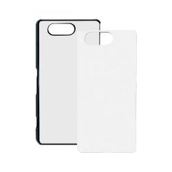 Etui na Sony Xperia Z3 Mini czarne plastikowe