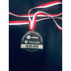 Medal z plexi - plexi
