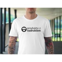 Koszulki T-shirt z nadrukiem
