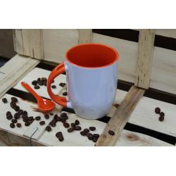 Kubek Latte duży z nadrukiem