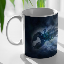 Kubek - Znak zodiaku - Skorpion - personalizowany